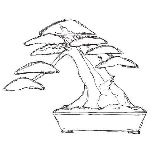 Dirk's Yew design