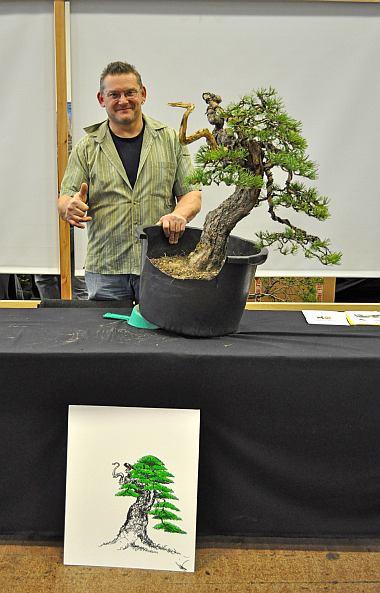 joy of bonsai 2010 127 Hans van Meer
