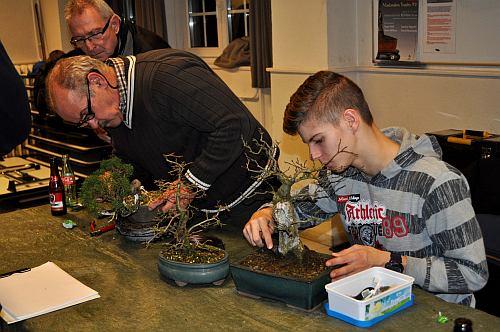workshop Genk (B) 039 Hans van Meer 500