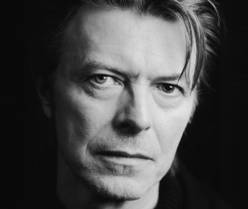 DAvid Bowie 500